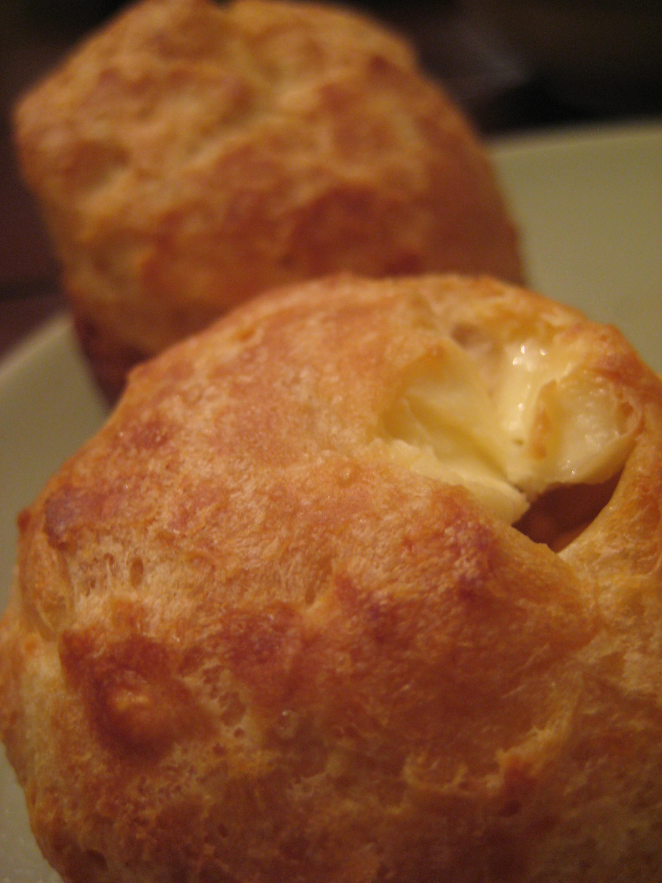 cream cheese popovers   Dirty Kitchen Adventures