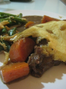 steak & guinness pie on christmas day | Dirty Kitchen ...